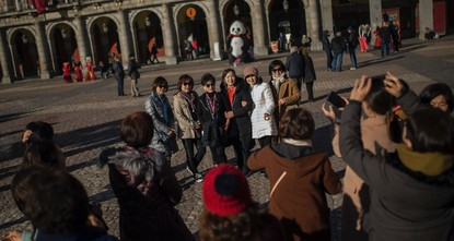 pSpain is set to replace the United States as the world's second tourism destination while France has retained the top spot, the World Tourism Organization said. The U.N. agency said 2017 was a...