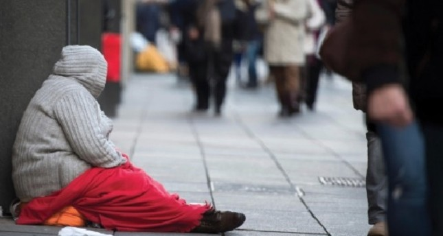 The winter chill in Germany has left at least nine homeless people since October.