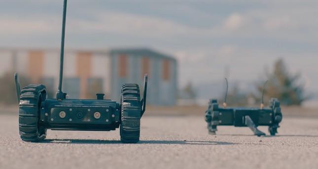 شركات التصنيع الدفاعي التركية تنتج النماذج الأولى لعربات برية بدون سائق