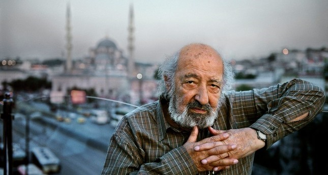 Ara Güler from the lens of Steve McCurry.