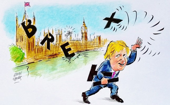 Boris Johnson's no-deal prerogative or the Ottoman long game