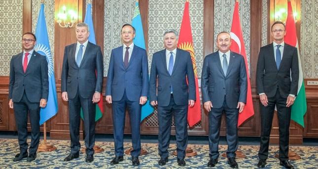 وزراء خارجية دول المجلس التركي يجتمعون في العاصمة القرغيزية