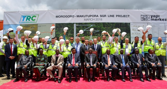 Turkish-Tanzanian ties growing in every field