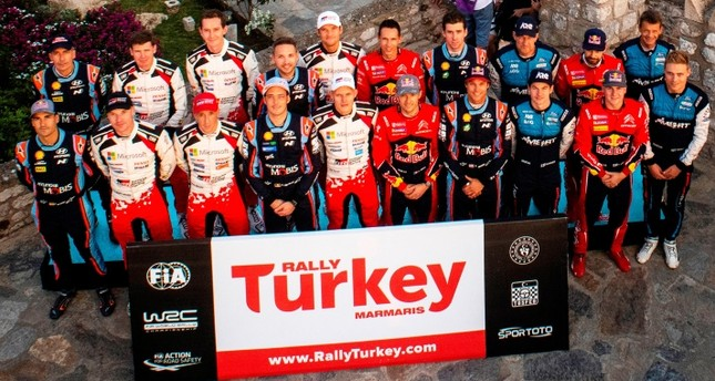 Rally Turkey: Slow and steady wins the race