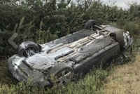 Moldovan President Igor Dodon survives serious road accident