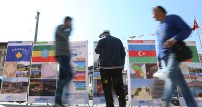 International students meet in central Çorum