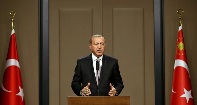 Erdoğan says PYD not retreating to east of Euphrates