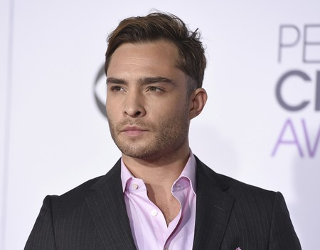 In this Jan. 6, 2016 file photo, Ed Westwick arrives at the People's Choice Awards in Los Angeles. (AP Photo)