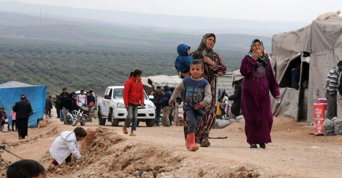 Turkey has taken the lead in supporting and hosting approximately 4 million Syrian refugees. (Sabah File Photo)