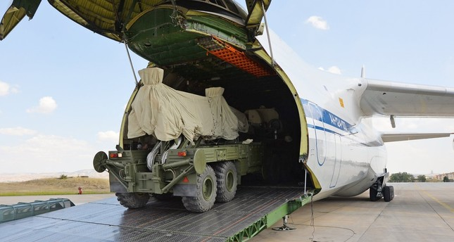 Defense ministry: Delivery of second S-400 battery to Ankara air base completed