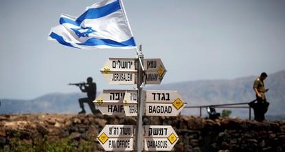 World unites against 'illegal' US decision on Golan