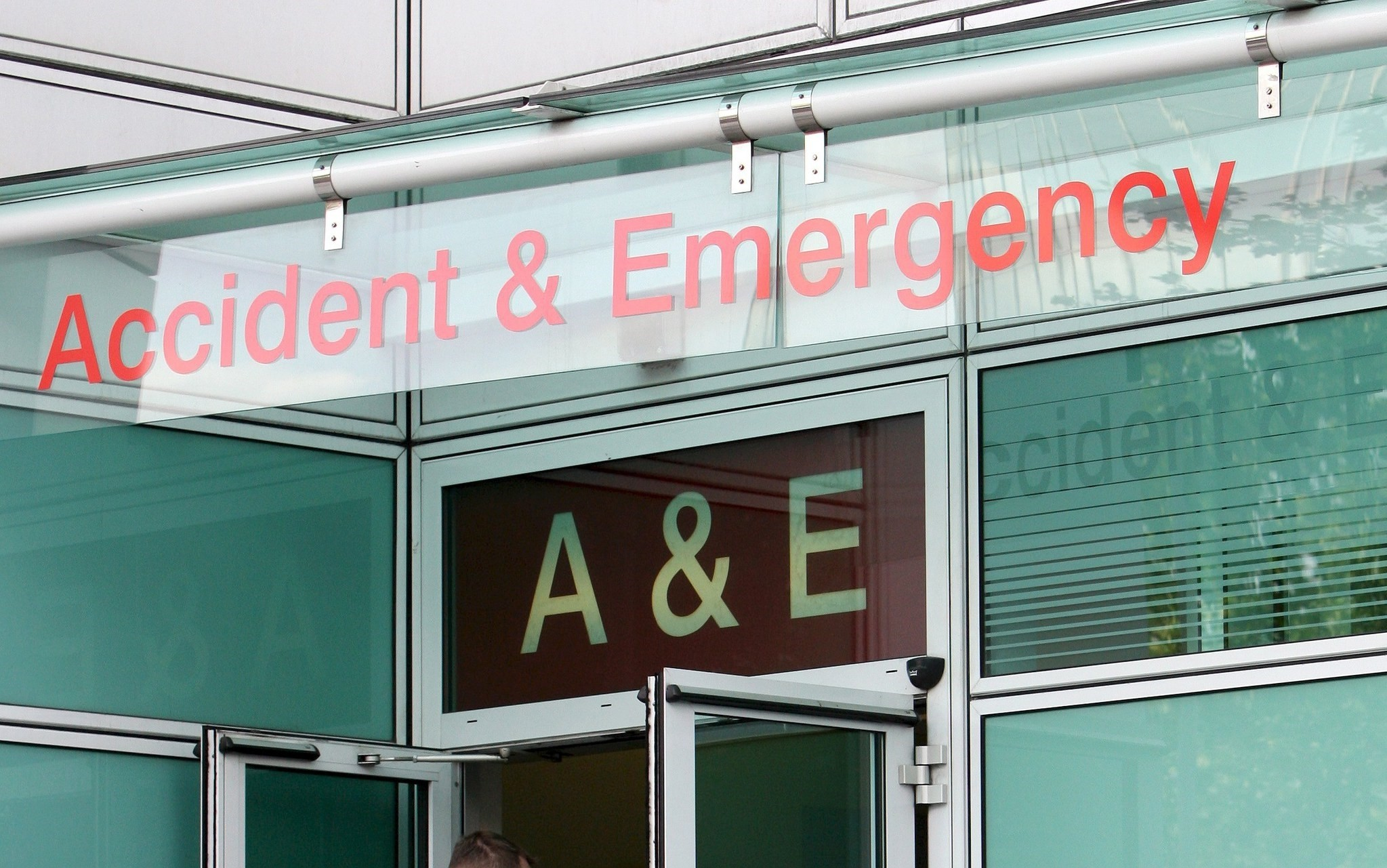 (FILE) BRITAIN HOSPITALS CYBER ATTACKt  epa05959406 (FILE) - The Accident & Emergency section of a hospital in central London, Britain, 30 June, 2008 (reissued 12 May 2017). (EPA Photo)