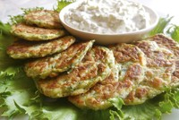 Mücver, a popular aperitif from Turkey's Black Sea region with unforgettable taste, has made its way to dinner tables all around the country. Zucchini, a main ingredient in many Turkish dishes and...
