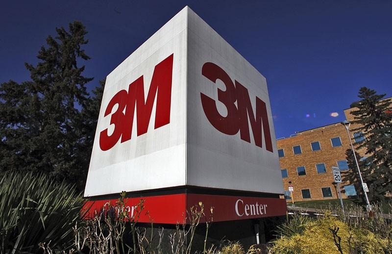This undated photo shows 3M in St. Paul, Minn. (Marlin Levison/Star Tribune via AP)t