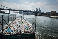 Plastic-eating enzyme accidentally created by scientists holds promise against pollution