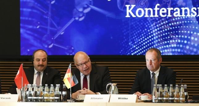 وزير الاقتصاد والطاقة الألماني: عازمون على تكثيف علاقاتنا مع تركيا