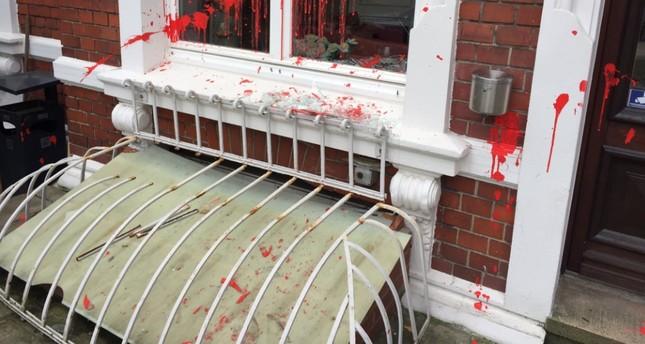 Terrorangriffe auf UETD-Zentrum in Köln