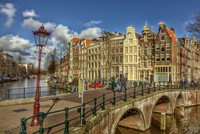 Amsterdam: Discovering the city on foot