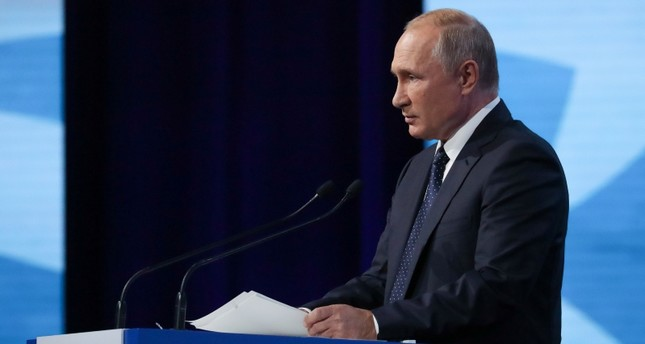 Turkey can be part of G-7-style group after S-400 purchase, Putin says