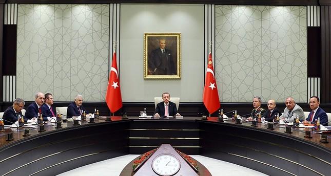 مجلس الوزراء التركي يلتئم برئاسة أردوغان مساء اليوم