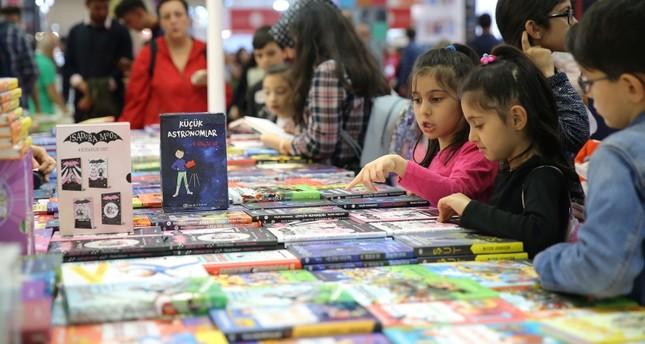 معرض إسطنبول الدولي الـ37 للكتاب يفتح أبوابه لزائريه