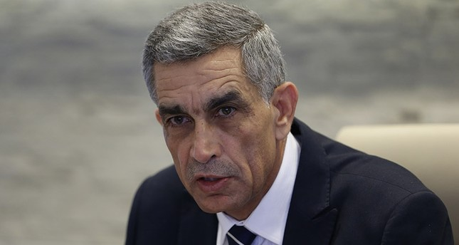 Jordan's Minister of Transport Jamal Ali Mucahid ( AA Photo)