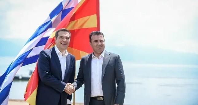 Mazedonier stimmen über jahrzehntelangen Namensstreit mit Griechenland ab