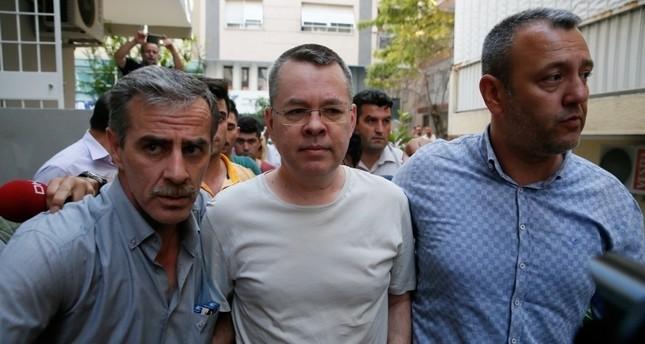 السفير التركي بواشنطن يبحث أزمة القس برانسون مع مستشار الأمن القومي الأمريكي