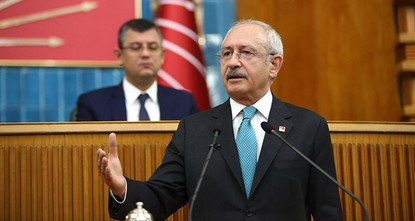 pMain opposition Republican People's Party (CHP) Chairman Kemal Kılıçdaroğlu announced Tuesday that the party will not appeal to the constitutional amendment package including presidential system...