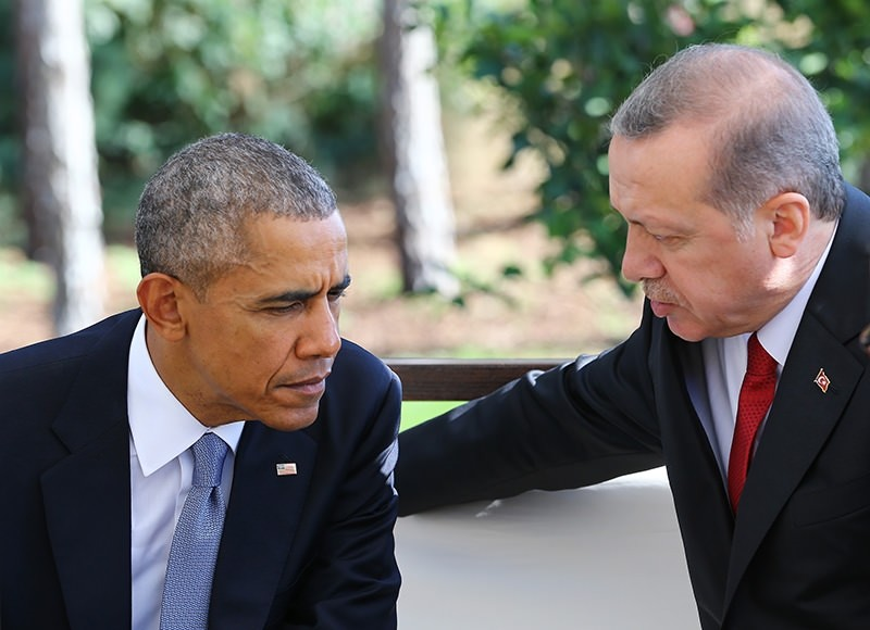 Erdoğan, Obama meeting tops G20 Summit in Turkey