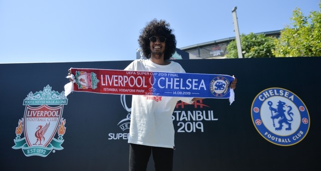 Istanbul ready for UEFA Super Cup match between English giants Liverpool, Chelsea