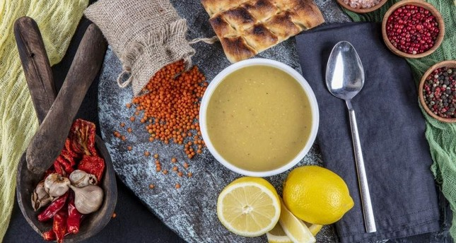 Soup Month's recipe of the week: Red lentil soup