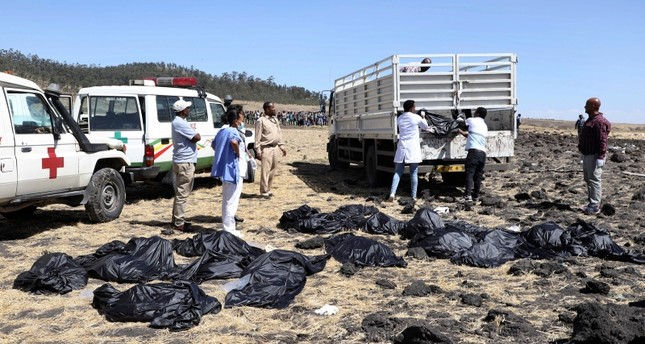157 people from 35 countries killed in Ethiopian Airlines crash