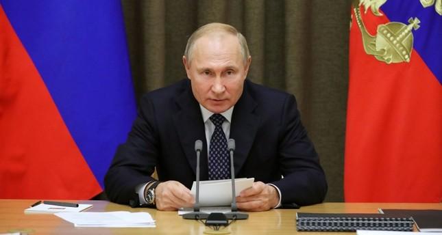 بوتين: توسع الناتو واقترابه من حدودنا يهدد أمننا