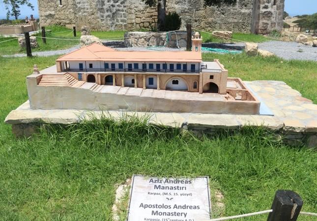 Miniature Park 'Miniakıbrıs' in Turkish Cyprus delves into the island's history