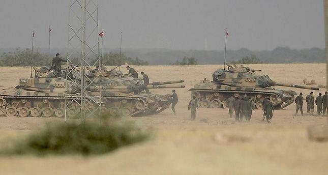 المدفعية التركية تقصف مواقع لتنظيم ب ي د الإرهابي شمالي منبج السورية