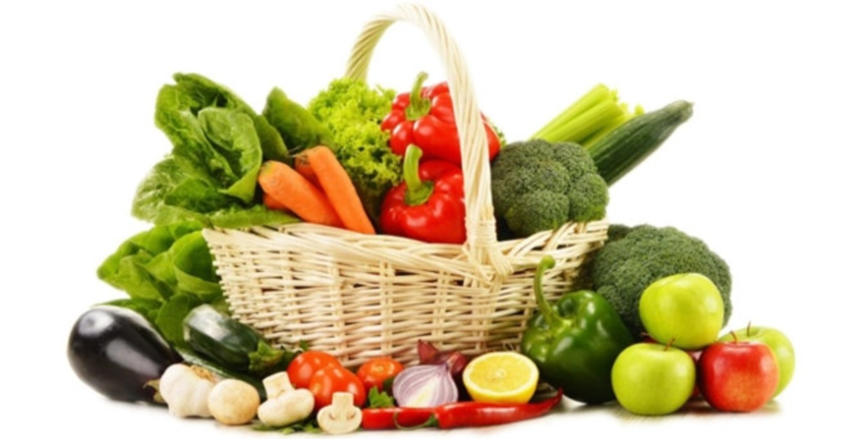 A plant-based diet is key for diabetes patients.