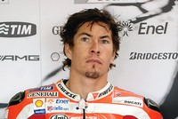 American motorcycle racer Nicky Hayden died, the Maurizio Bufalini Hospital announced on Monday, five days after he was hit by a car while training on his bicycle. Hayden was 35.
