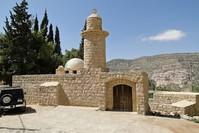 مسجد ضانا الذي بني في عهد السلطان عبد الحميد الثاني