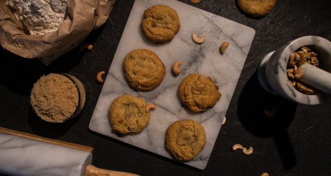 You can find American-style soft cookies at Bakehane, Istanbul.