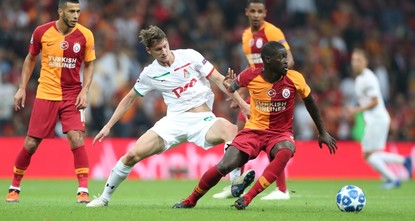 Galatasaray beats Lokomotiv 3-0 in Champions League