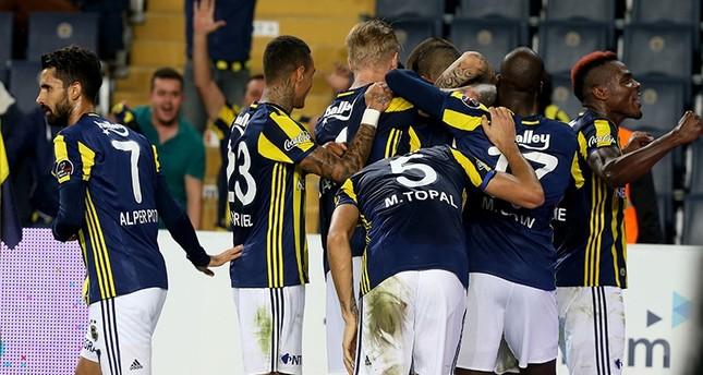 فنربهتشه يحقق فوزه الثاني على التواي في الدوري التركي لكرة القدم
