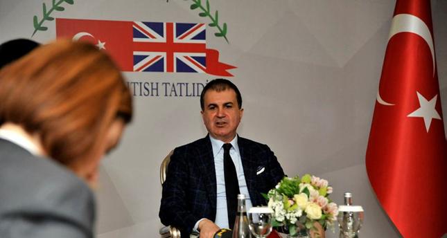 وزير تركي: تركيا لا تريد أن تكون جزءاً من أوروبا على رأسها لوبان وفيلدزر