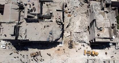 38 погибли в результате авиаударов РФ в Сирии