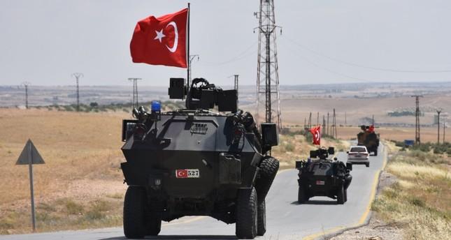 القوات التركية تسير دورية جديدة في منبج السورية