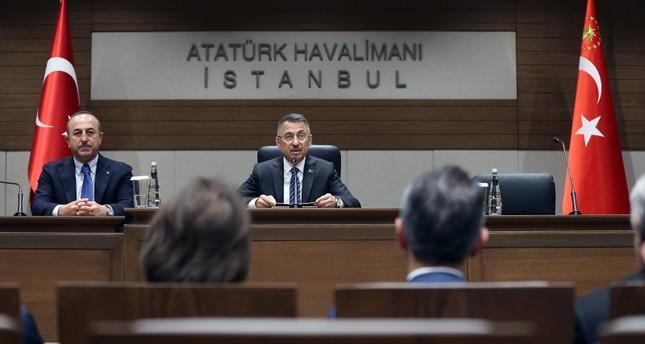 نائب أردوغان ووزير الخارجية يتوجهان إلى نيوزيلندا