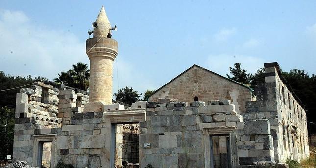 Ancient 'Hagia Sophia of Çukurova' to open for worship