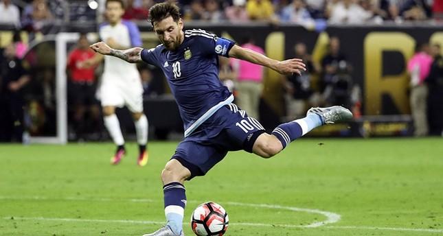 كوبا أمريكا.. الأرجنتين تسحق أمريكا وتبلغ النهائي وميسي يحطم رقم باتيستوتا