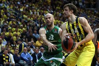 History was made on Tuesday as Fenerbahçe became the first Turkish club in the Euroleague to advance to three consecutive Final Fours, and first in the tournament to sweep three straight first...