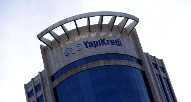 Yap? Kredi Bank headquarters is pictured in Istanbul, Turkey, Feb. 3, 2016. REUTERS